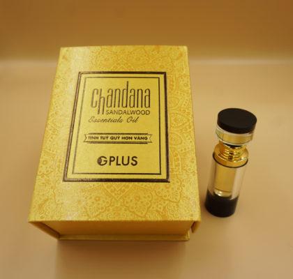 Tinh dầu đàn hương nguyên chất Chandana