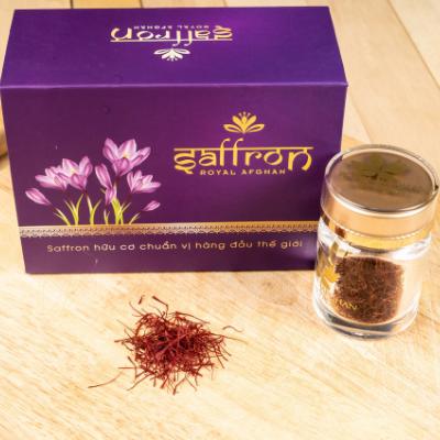 Tập đoàn Đàn Hương cam kết phân phối sản phẩm Saffron chất lượng