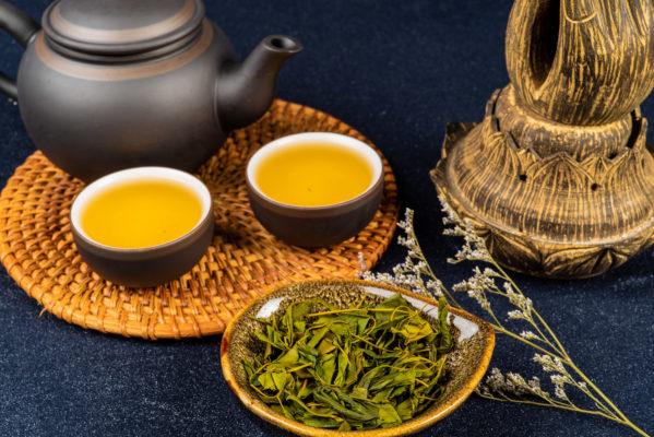 Nguyên liệu làm trà đàn hương khan hiếm