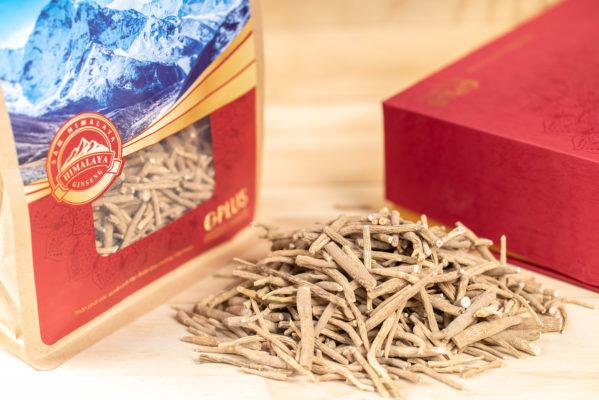 Sản phẩm sâm Ấn Độ của GPlus nhập khẩu chính ngạch