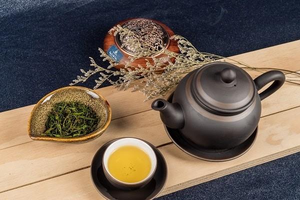 Lá trà tốt sẽ giúp trà pha ngon hơn
